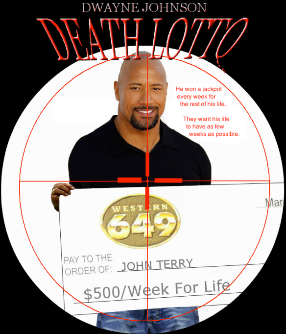 Death Lotto Poster