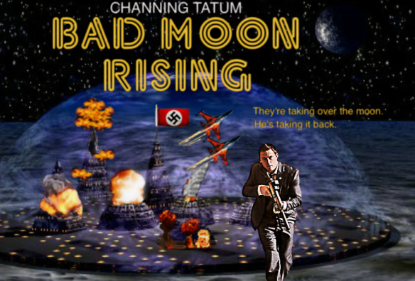 Bad Moon Rising Poster