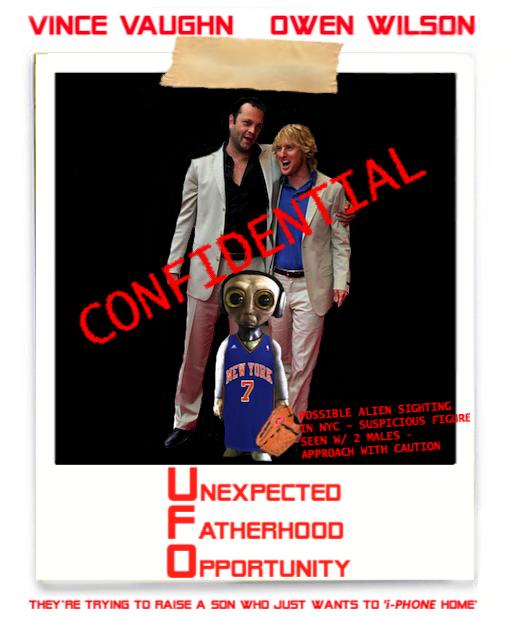 UFO Movie Poster