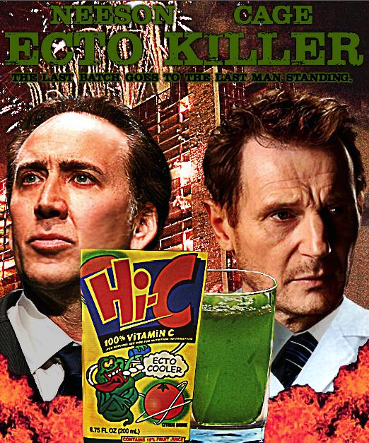 Ecto Killer Poster