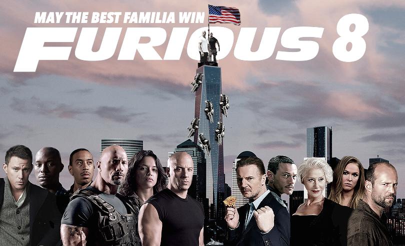 Furious 8 Awesome Movie Ideas