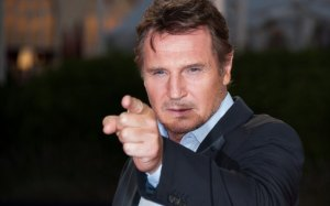 Liam Neeson in Furious Eight