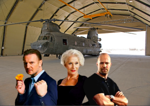 The Shaw Family in Furious Eight