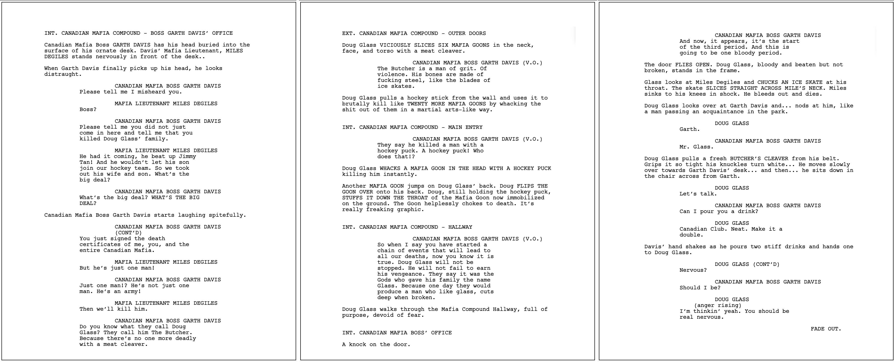 DG Script